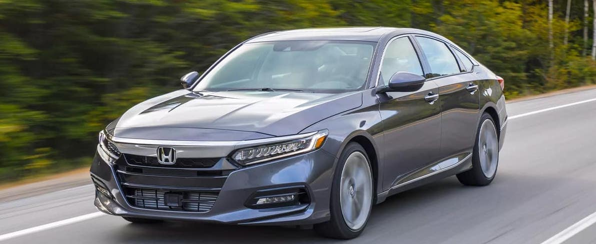 2020 Honda Accord Profile