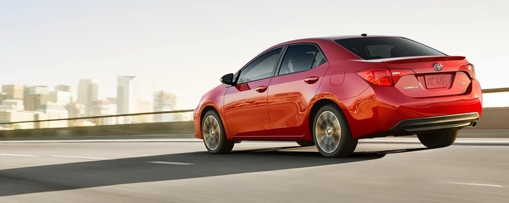 2019 Toyota Corolla MPG