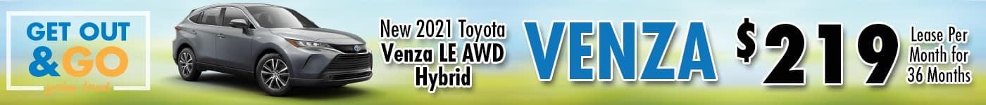 WBT Venza Apr 21 INV