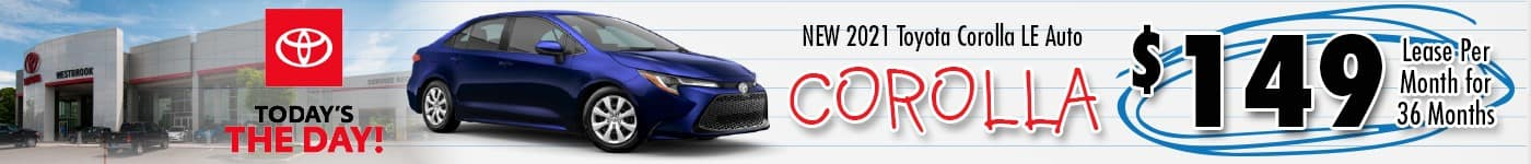 WBT Aug 20 Corolla 20 INV