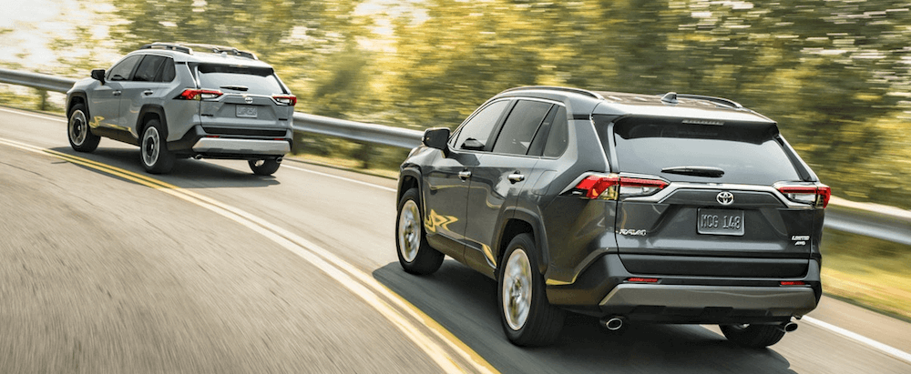 2020 Toyota Rav4 Mpg And Fuel Economy Ratings Hybrid Vs Gas Engine