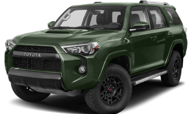 2020 Toyota 4Runner comparison thumbnail