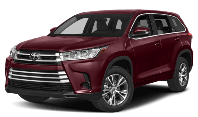 2020 Toyota Highlander comparison thumbnail