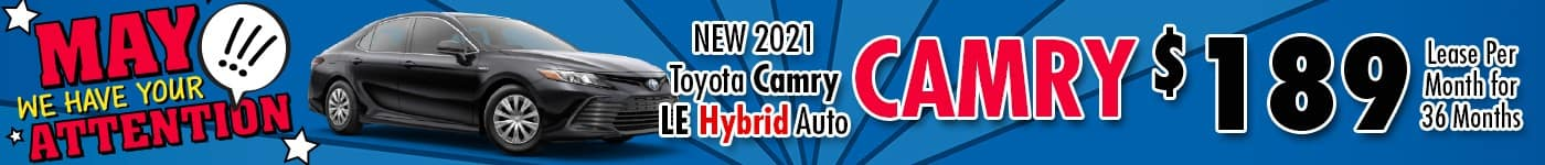 WBT Camry May 21 INV