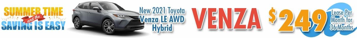 WBT Venza Jul INV