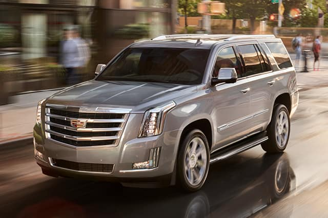 New 2019 Cadillac Escalade Platinum Edition