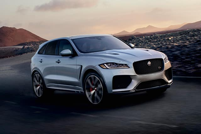 New 2019 Jaguar F-PACE 25t Premium