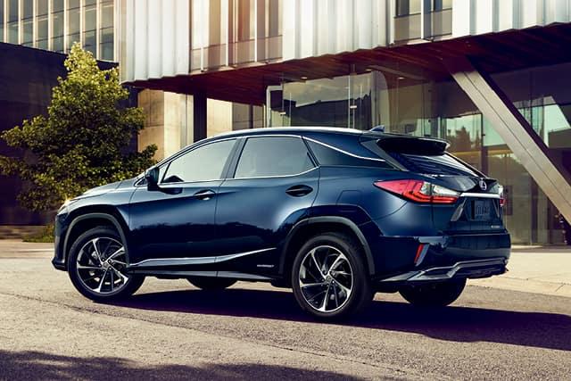New 2019 RX 350 AWD
