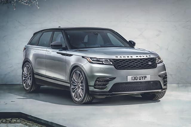 New 2019 Land Rover Range Rover Velar