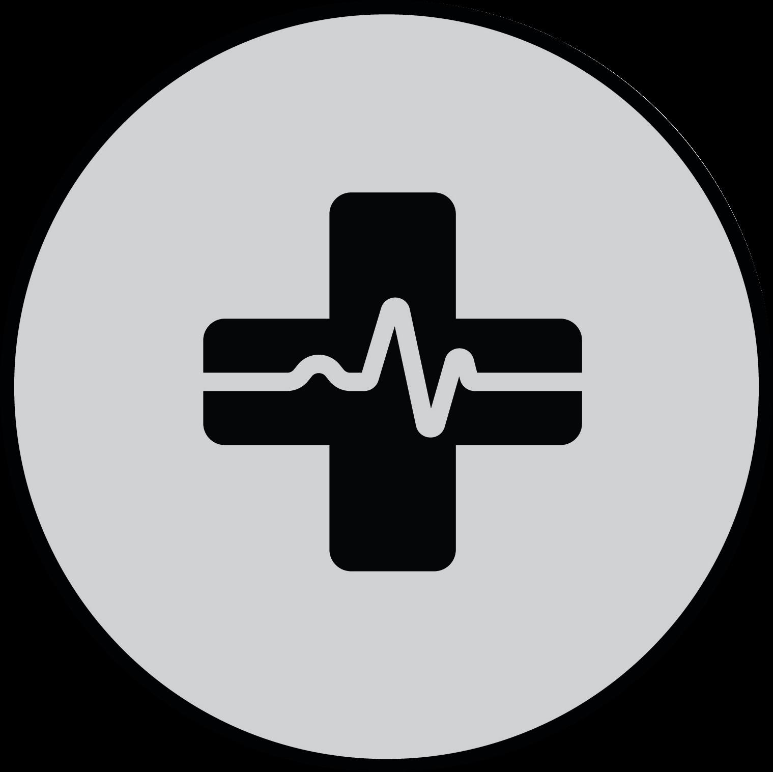 Benefits and Perks Circle Graphic