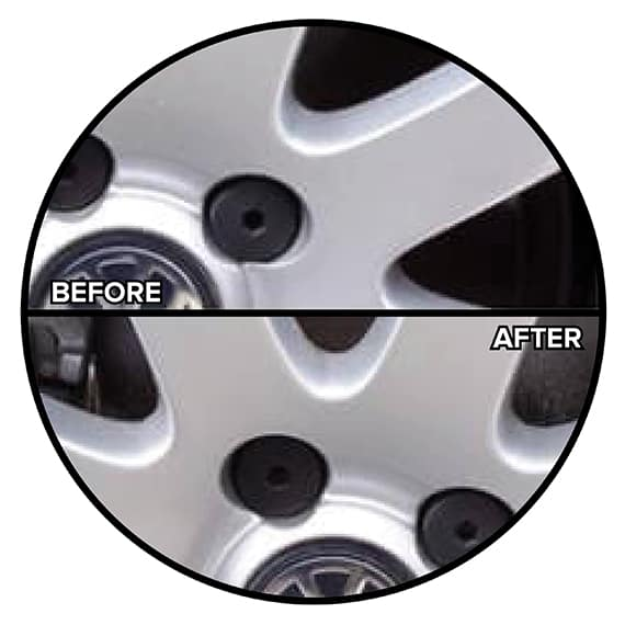 Wheel Repair Graphic