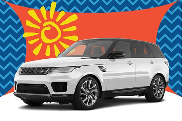 New 2021 Land Rover Range Rover Sport HSE Silver