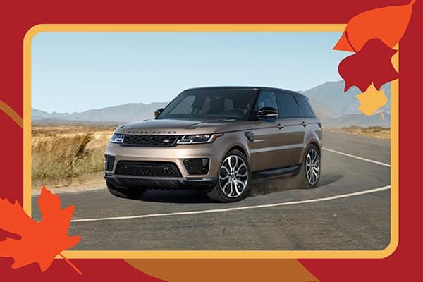 New 2022 Range Rover Sport