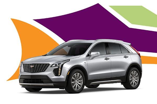 New 2021 Cadillac XT4 Luxury AWD
