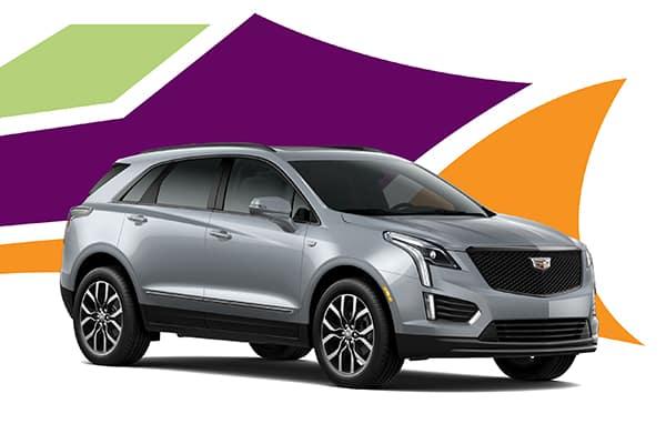 New 2021 Cadillac XT5 Luxury