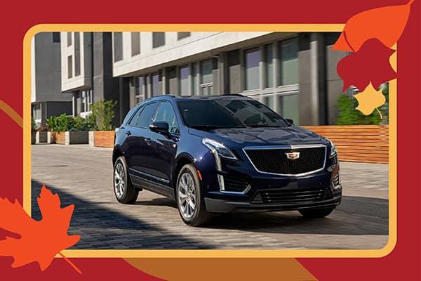 New 2022 Cadillac XT5