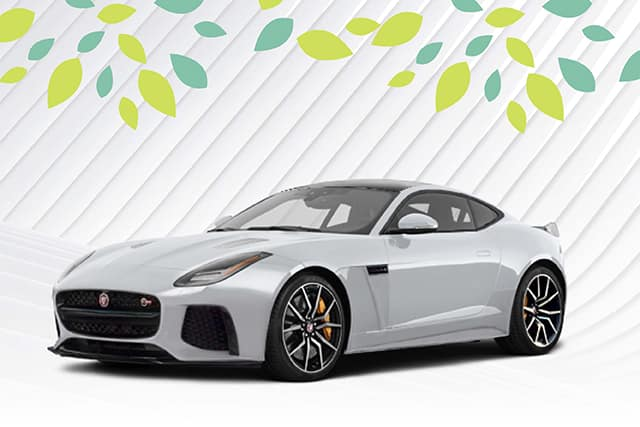 New 2020 Jaguar F-TYPE
