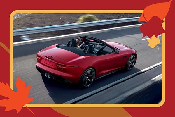 New 2022 Jaguar F-TYPE Convertible