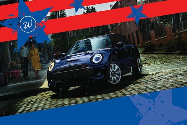 New 2021 MINI Cooper S Clubman ALL4