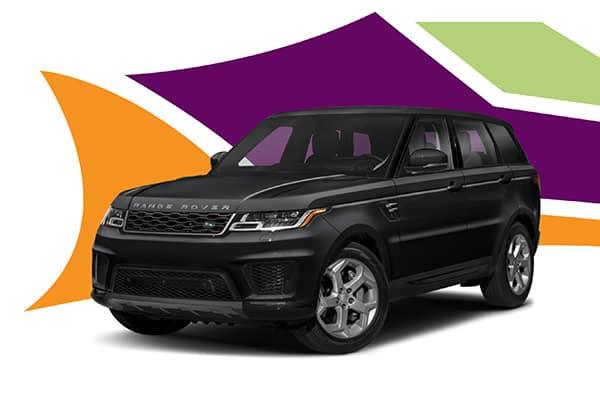 New 2021 Land Rover Range Rover