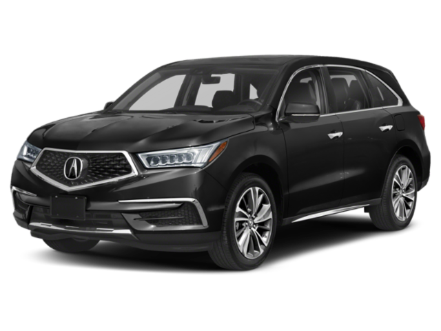 2019 Acura MDX SH-AWD w:Technology Pkg