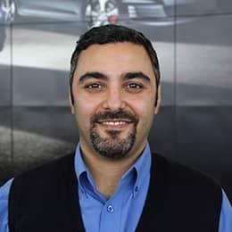 Amir Baghestani
