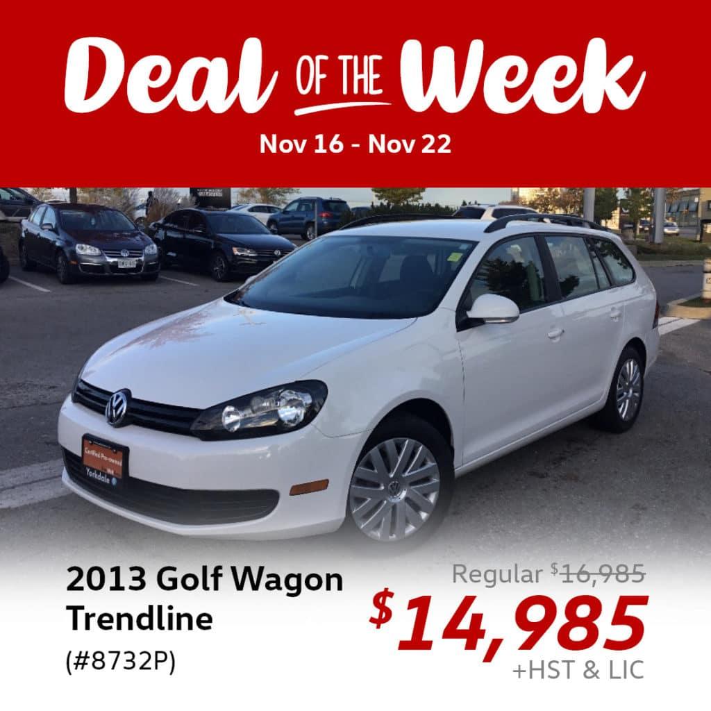 Deal of the Week: Nov 16 - Nov 22