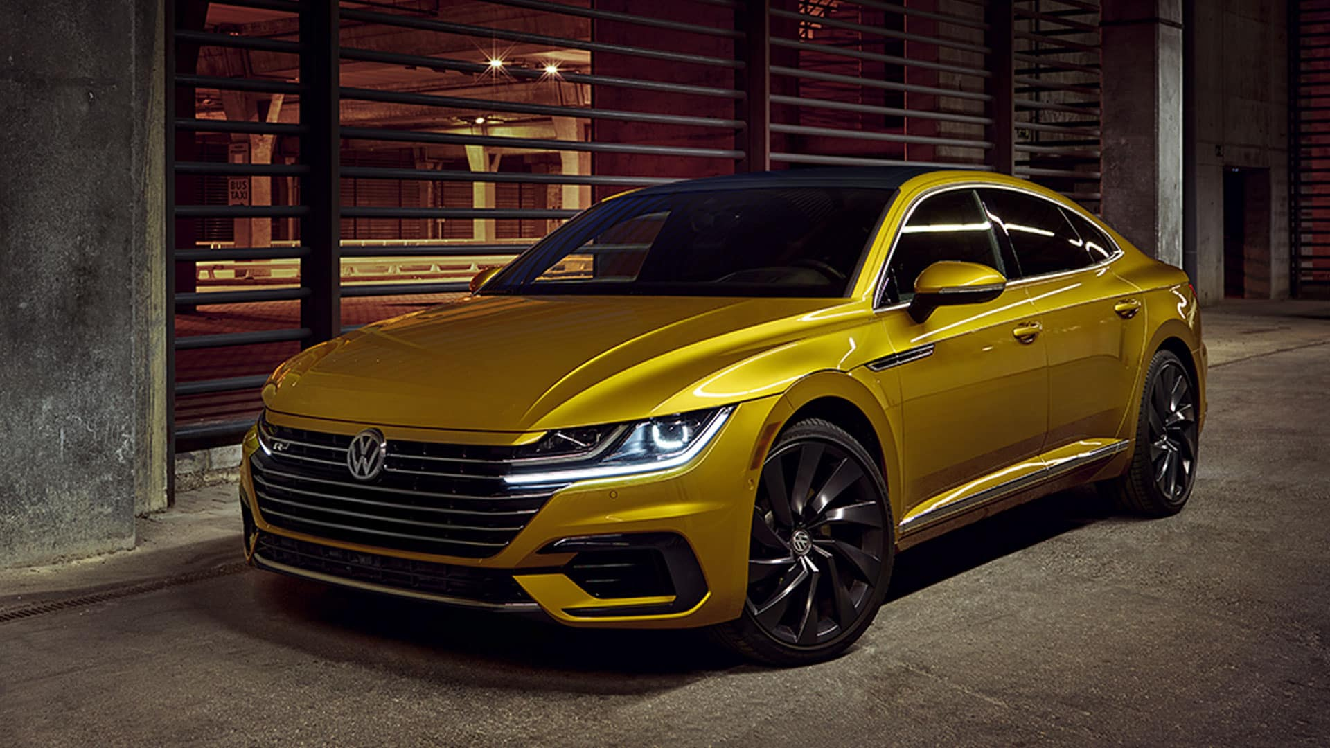 Arteon R-line Package