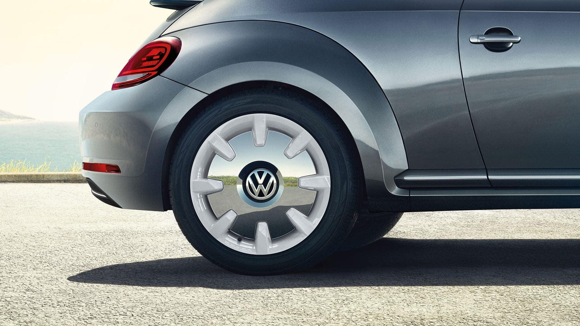 2019 VW Beetle wheels