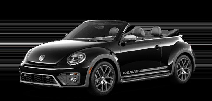 2019 VW Beetle Convertible Dune