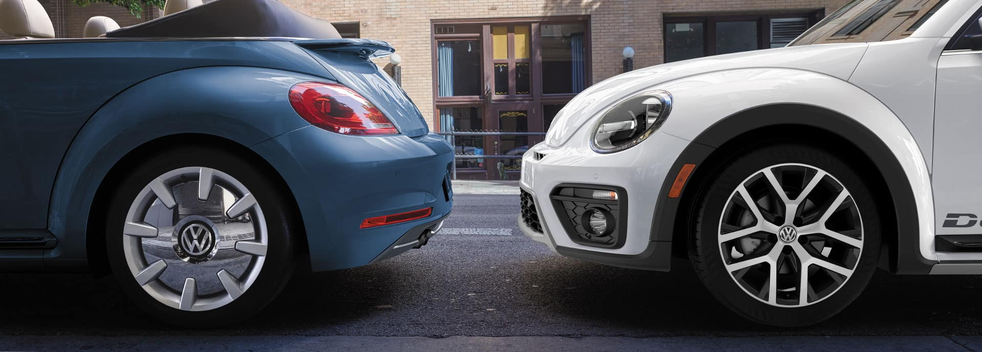 Pair 2019 VW Beetle Convertibles