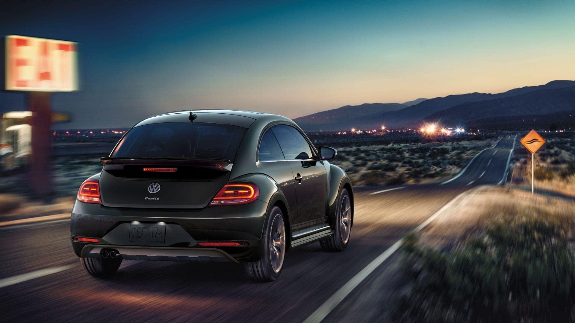 2019 VW Beetle Dune