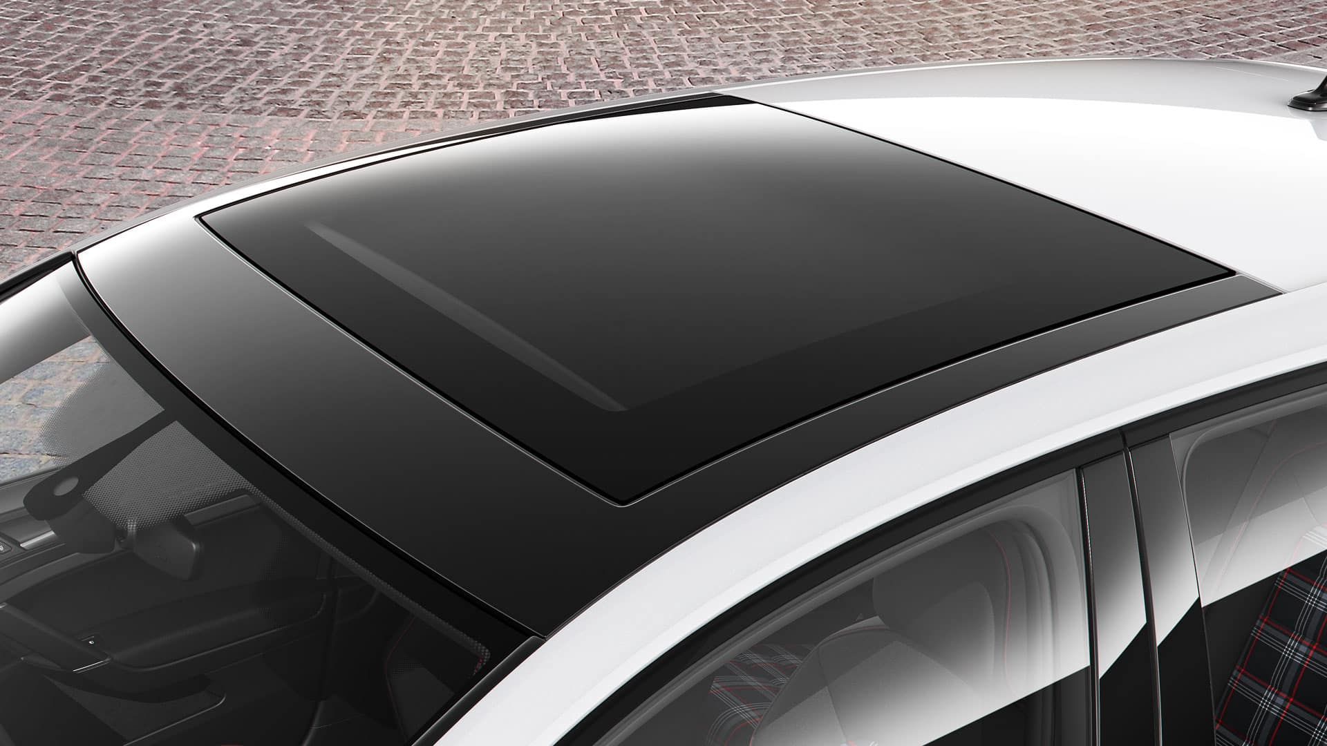 2019 VW Golf GTI sunroof