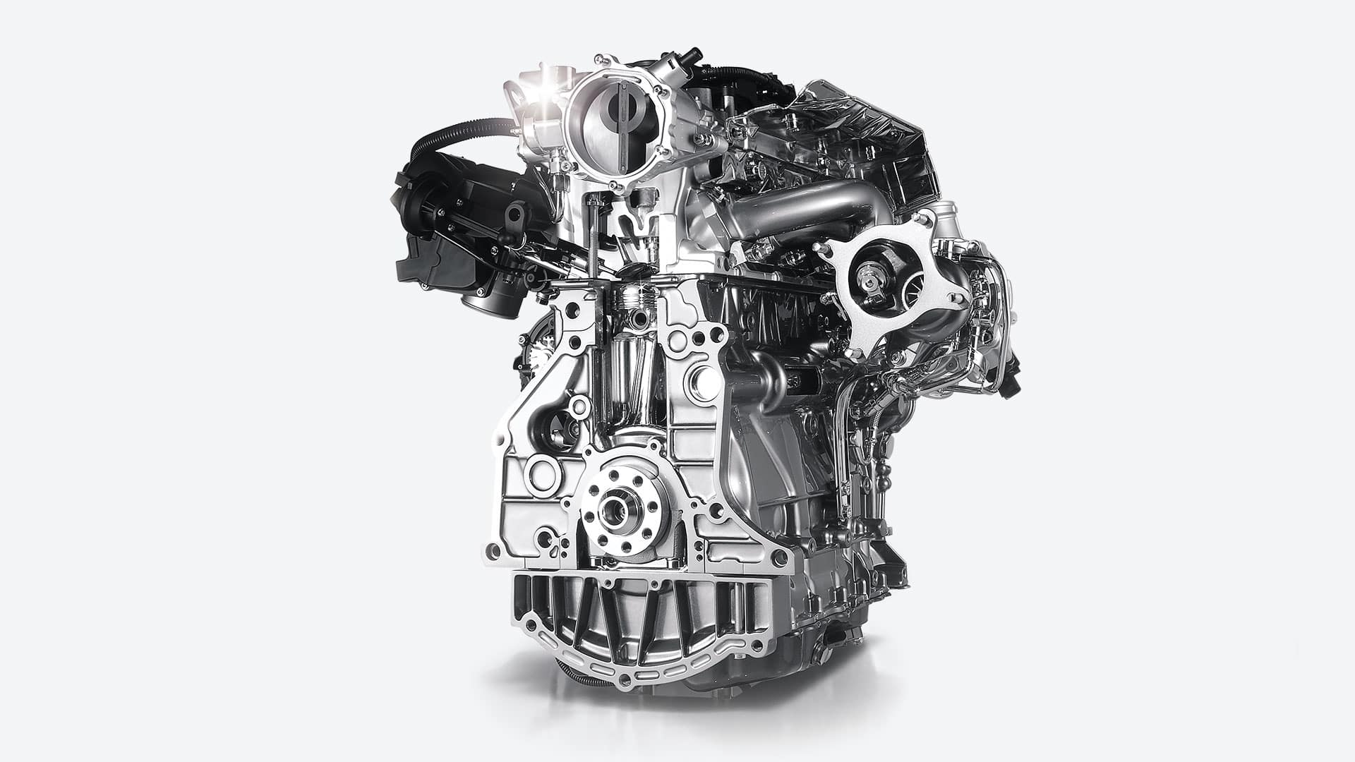 2019 VW Golf GTI turbo engine