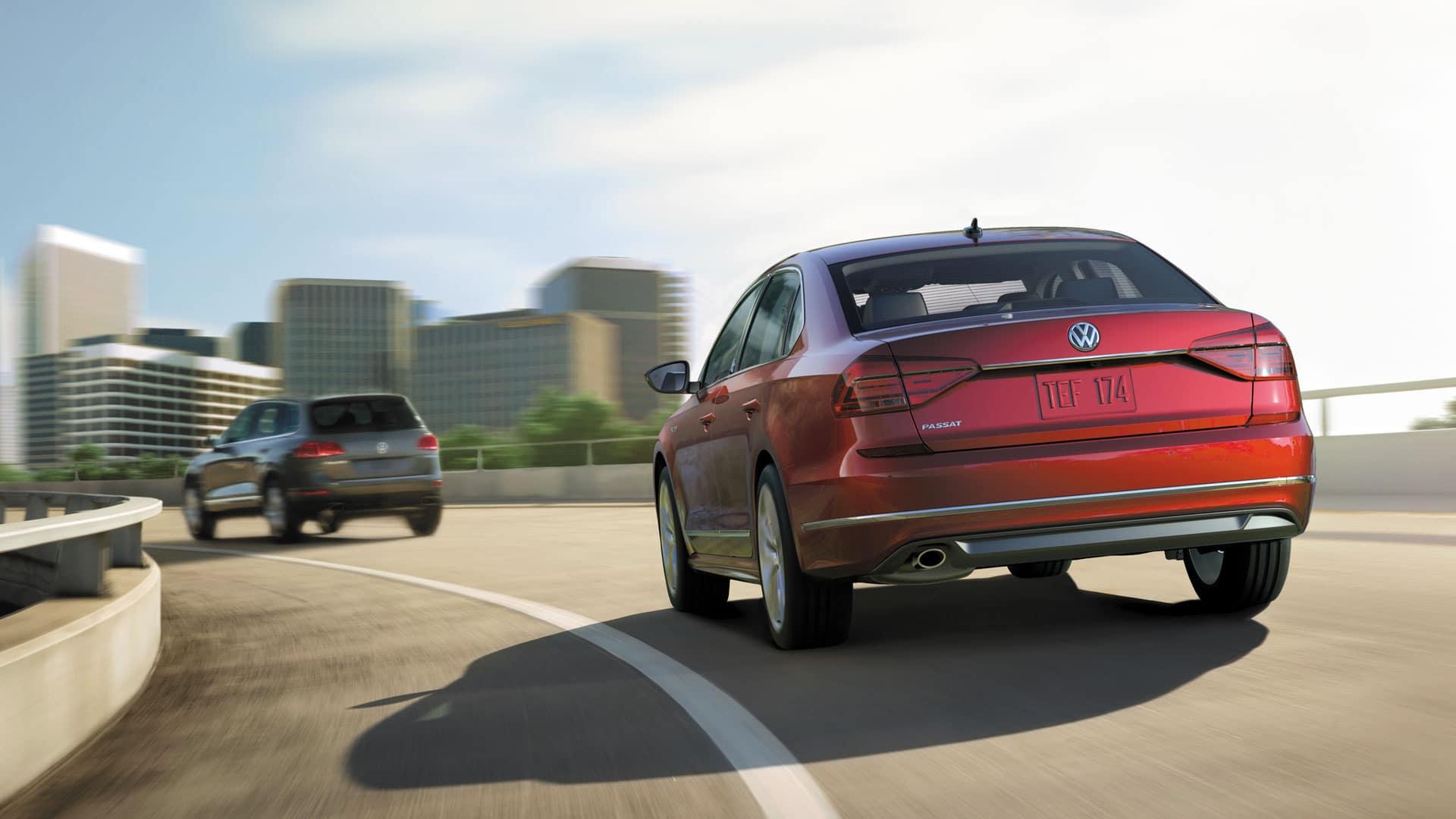 2019 VW Passat adaptive cruise control