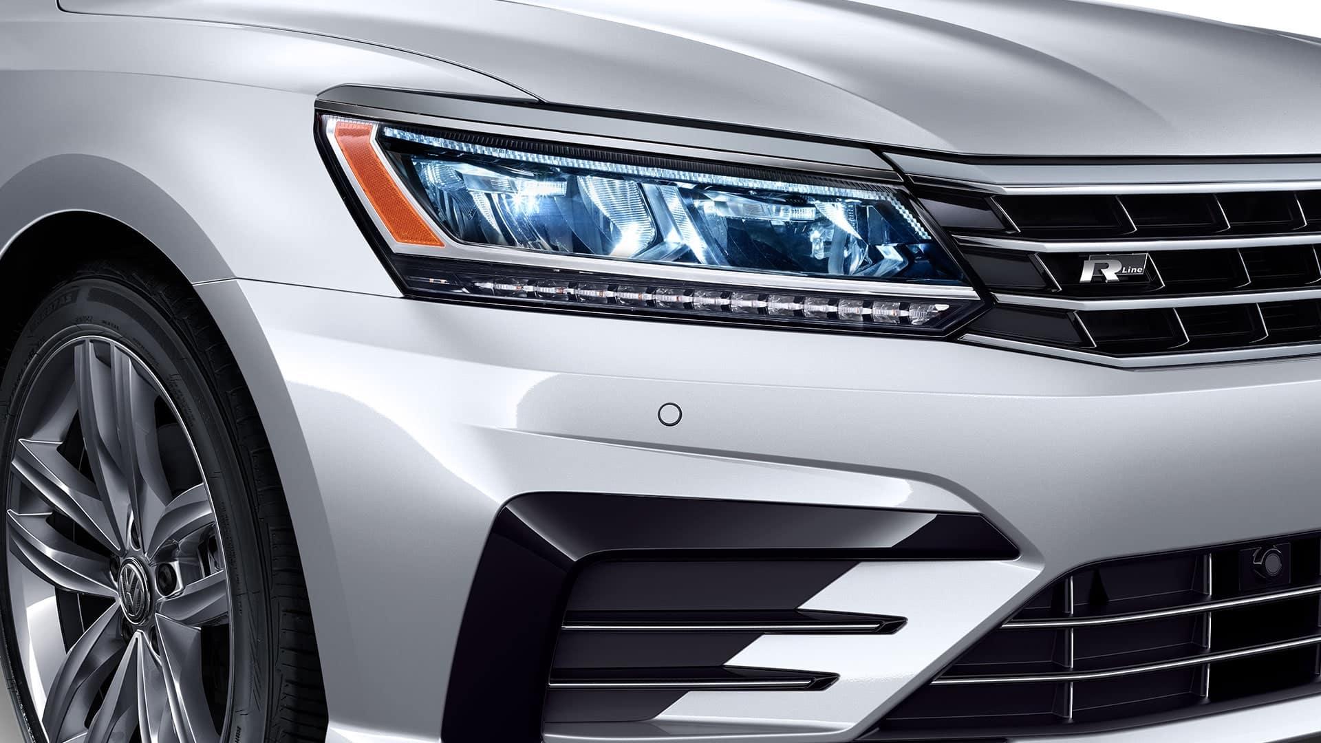 2019 VW Passat LED lights