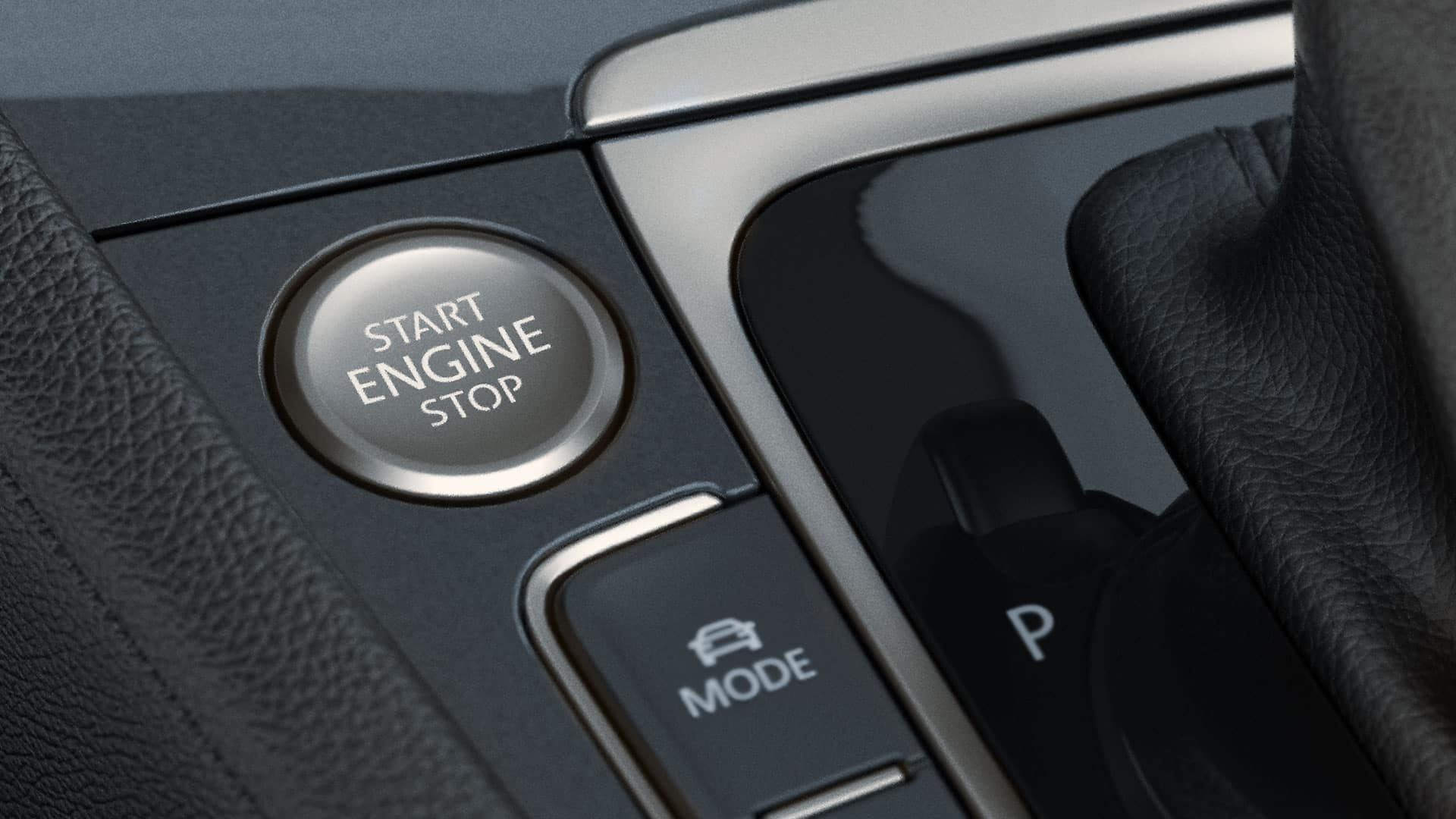 VW Golf SportWagen KESSY keyless access