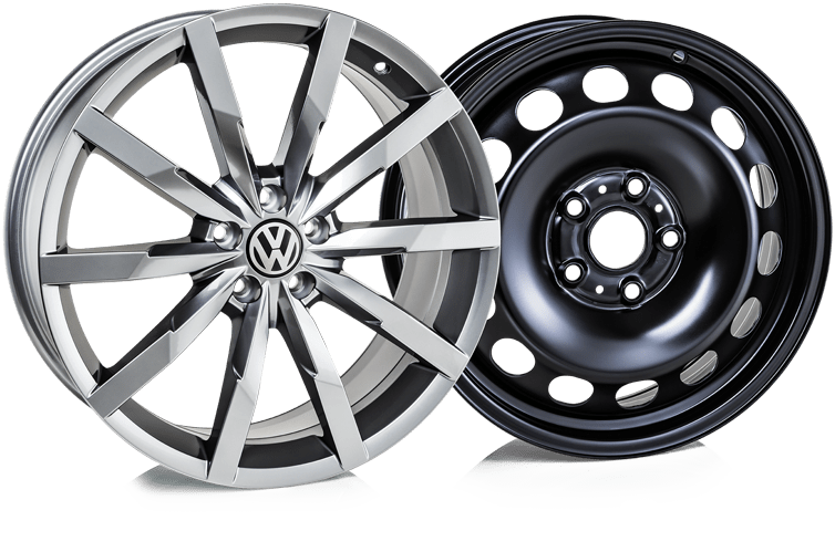 Volkswagen wheels