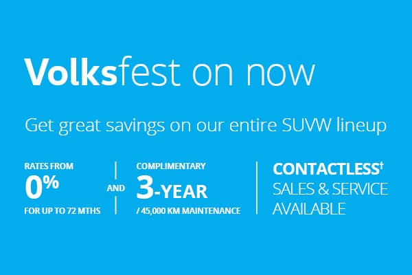 Volksfest Sale on Now